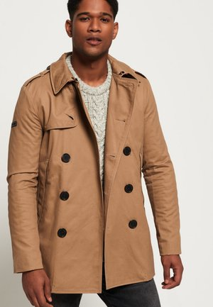 Trenchcoats - brown