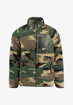 SHERPA - Giacca invernale - olive