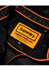 Superdry - FLYWEIGHT HARRINGTON - Bomberjacks - dark blue\black