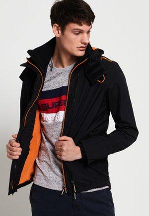 Korte jassen - black/orange