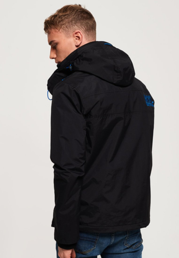 Outdoor Sd Black Superdry Arctic windcheaterGiacca TF3lK1Jc
