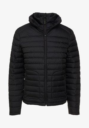 FUJI - Zimní bunda - washed black