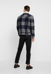 Superdry - HACIENDA CHECK JACKET - Allvädersjacka - navy check - 2