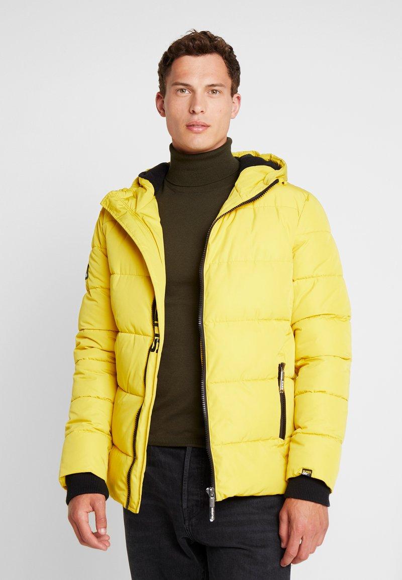 Superdry - SPORTS PUFFER - Winter jacket - sulphur