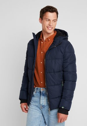 SPORTS PUFFER - Giacca invernale - ink