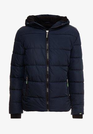 SPORTS PUFFER - Zimní bunda - ink