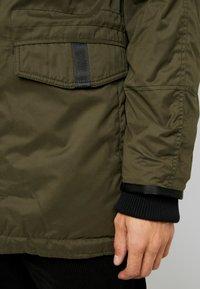 Superdry - Winter coat - olive - 4