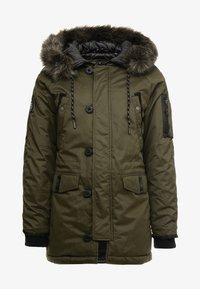 Superdry - Winter coat - olive - 7
