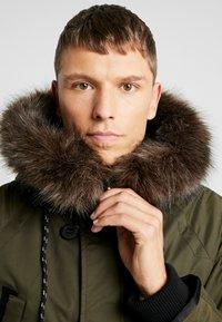Superdry - Winter coat - olive - 8