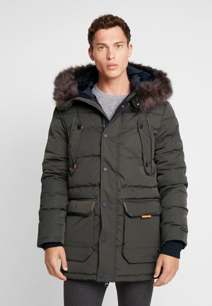 CHINOOK - Vinterfrakker - khaki