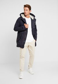 Superdry - WINTER AVIATOR  - Parka - dark navy - 1