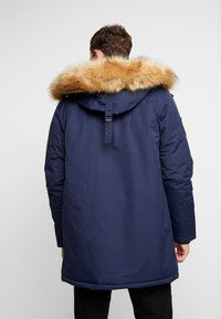 Superdry - EVEREST  - Vinterkappa /-rock - nautical navy - 2