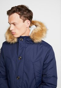 Superdry - EVEREST  - Vinterkappa /-rock - nautical navy - 5
