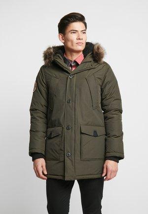EVEREST  - Zimní kabát - amy khaki