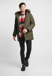 Superdry - EVEREST  - Zimní kabát - amy khaki - 1
