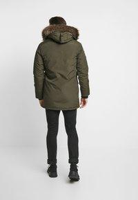 Superdry - EVEREST  - Zimní kabát - amy khaki - 2