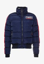 ICON SPORTS PUFFER JACKET - Veste d'hiver - pitch navy