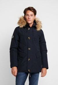 Superdry - ROOKIE - Down coat - dark navy - 0