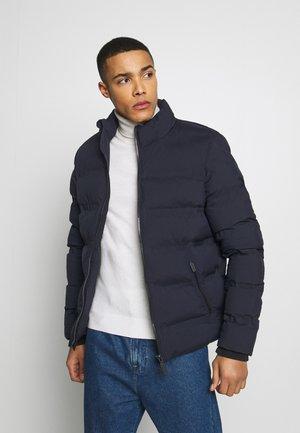 ULTIMATE RADAR QUILT PUFFER - Winter jacket - navy