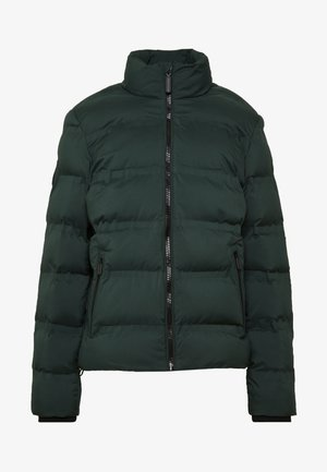 ULTIMATE RADAR QUILT PUFFER - Zimní bunda - pine