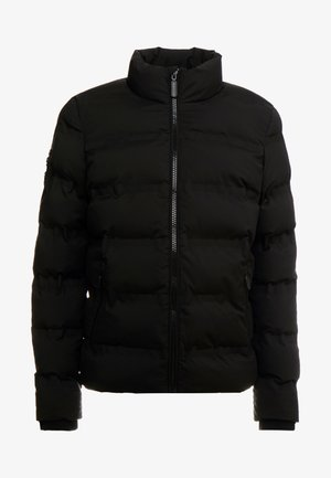 ULTIMATE RADAR QUILT PUFFER - Zimní bunda - black