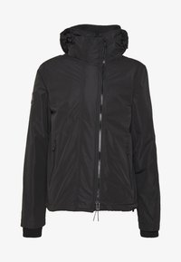 Superdry - ARTIC WINDCHEATER - Chaqueta de entretiempo - black - 5