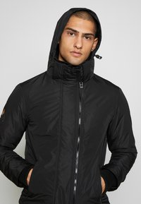 Superdry - ARTIC WINDCHEATER - Chaqueta de entretiempo - black - 3