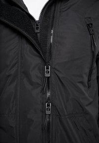 Superdry - HOODED ATTACKER - Light jacket - black - 6