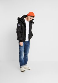 Superdry - HOODED ATTACKER - Light jacket - black - 1