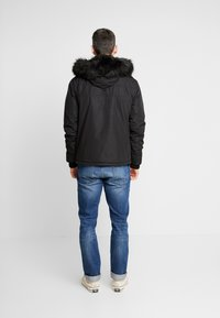 Superdry - HOODED ATTACKER - Light jacket - black - 2
