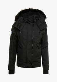 Superdry - HOODED ATTACKER - Light jacket - black - 5