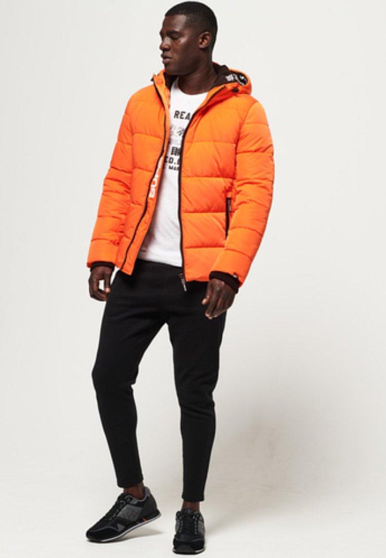 Superdry - Winterjacke - orange