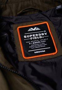 Superdry - Bomberjakke - khaki - 4