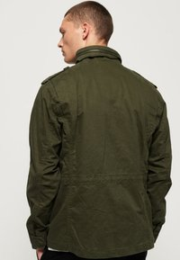 Superdry - ROOKIE FIELD - Outdoor jacket - green - 2