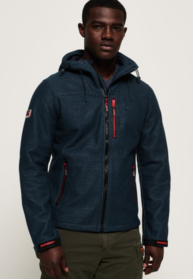 Superdry - Outdoorjacke - royal blue