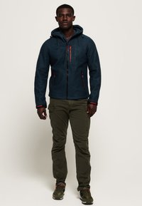 Superdry - Chaqueta outdoor - royal blue - 1