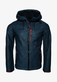 Superdry - Chaqueta outdoor - royal blue - 5
