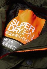 Superdry - GIUBBOTTO ICON MILITARY SERVICE - Jas - olive khaki - 3