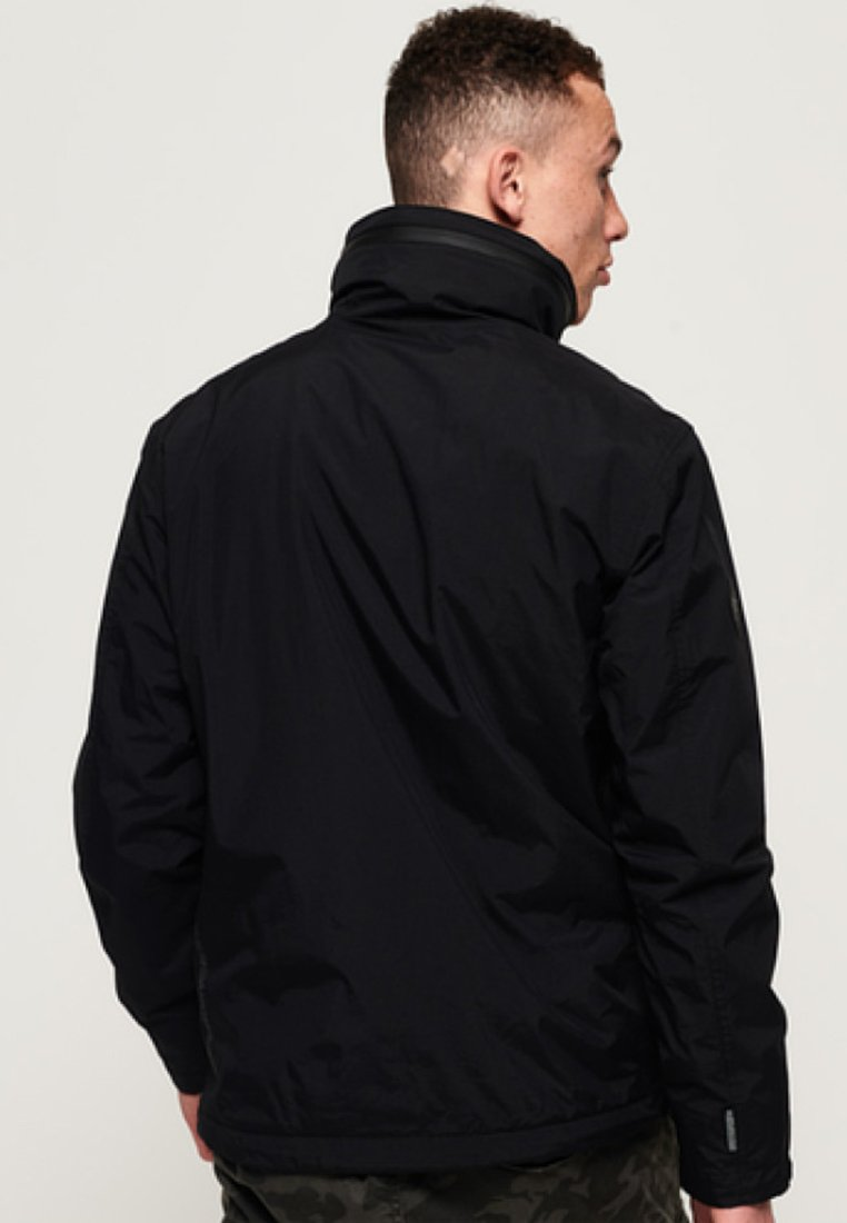 Superdry - Outdoor jacket - deep black