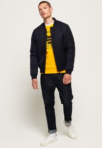 Superdry - EDIT FLIGHT - Kurtka Bomber - navy - 0
