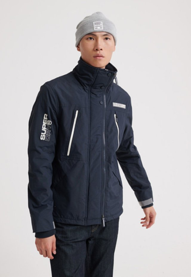 Windjack - dark navy blue