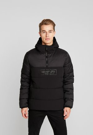 PADDED OVERHEAD - Giacca invernale - black