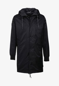 Superdry - GOODS COACH - Trenchcoat - black - 4