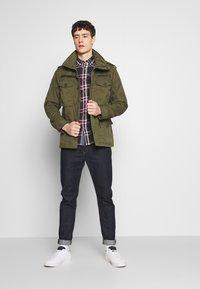 Superdry - ROOKIE FIELD JACKET - Summer jacket - ivy green - 1