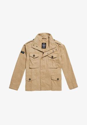 FIELD - Summer jacket - dress beige
