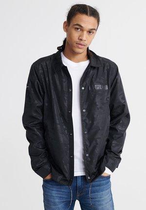 SURPLUS GOODS COACH  - Summer jacket - black