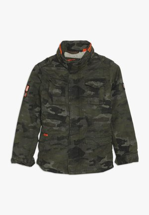 ROOKIE 4 POCKET JACKET - Winter jacket - olive