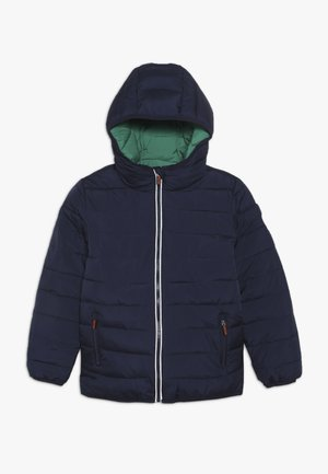 REVERSIBLE FUJI - Veste d'hiver - downhill navy/fresh green