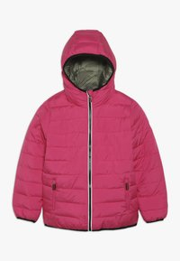 Superdry - REVERSIBLE FUJI - Winter jacket - highlight pink - 1