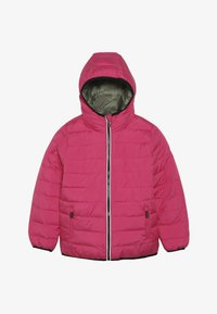 Superdry - REVERSIBLE FUJI - Winter jacket - highlight pink - 3